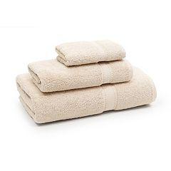 Linum Home Textiles 3-piece Turkish Cotton Sinemis Terry Bath Towel Set