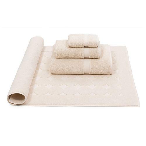 Linum Home Textiles 4-piece Turkish Cotton Sinemis Terry Bath Towel Set