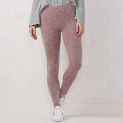 Women's LC Lauren Conrad Weekend Pull-On Extra Soft Leggings