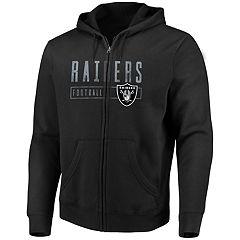 Big & Tall Oakland Raiders Fleece Hoodie