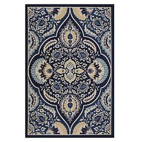 Maples Coventry Framed Floral Rug
