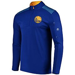 Men's Majestic Golden State Warriors Tech Jacket