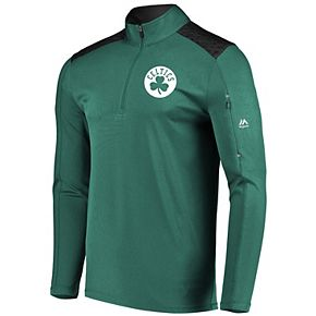 Men's Majestic Boston Celtics Tech Jacket