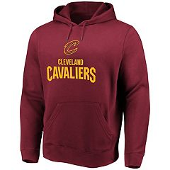 Men's Majestic Cleveland Cavaliers Pull-Over Hoodie