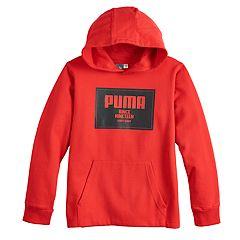Boys 8-20 PUMA Pullover Hoodie