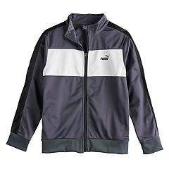 Boys 8-20 PUMA Colorblock Track Jacket