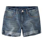 Girls 7-16 & Plus Size Levi's Thick Stitch Shortie Shorts
