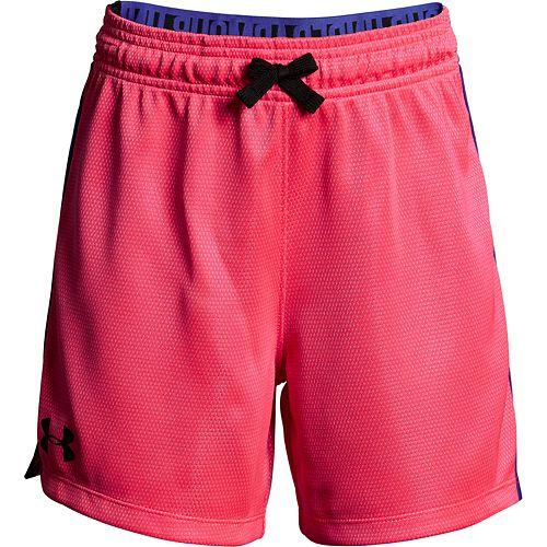 Girls 7-16 Under Armour Soccer Shorts