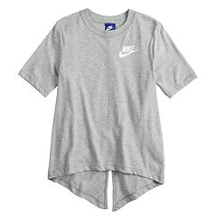Girls 7-16 Nike Split Back Tee