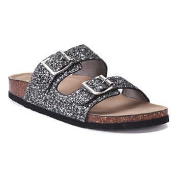 Madden Nyc Breckk Women S Footbed Sandals