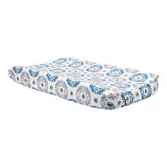 Trend Lab Print Changing Pad Cover