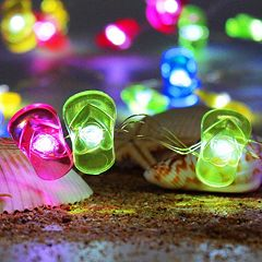 Manor Lane 10-ft. Novelty Shimmer LED String Lights