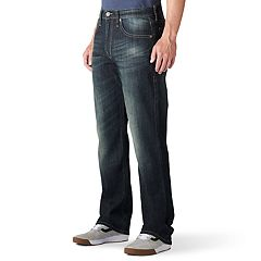 Men's Rock & Republic Wired Relaxed Straight-Leg Jeans