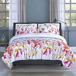 Inspired Surroundings Lovely Flowers Comforter Set