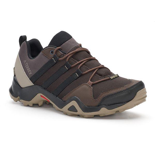 Adidas Outdoor Terrex Ax2r Gtx Men S Waterproof Hiking Shoes