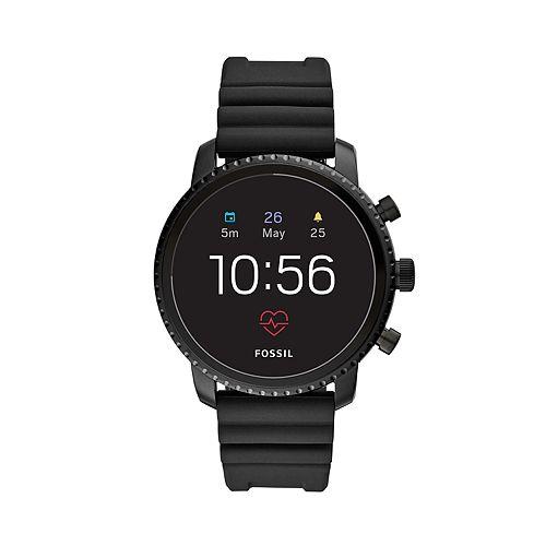 Fossil Men's Explorist Gen 4 Smart Watch - FTW4018