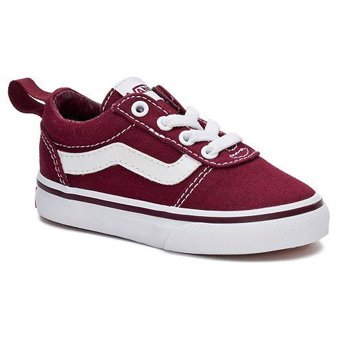 Vans Ward Toddler Slip On Skate Shoes 178f81dd092b