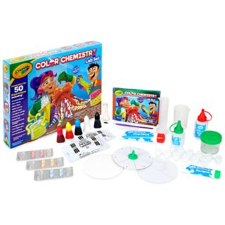 Crayola Color Chemistry Super Lab Set