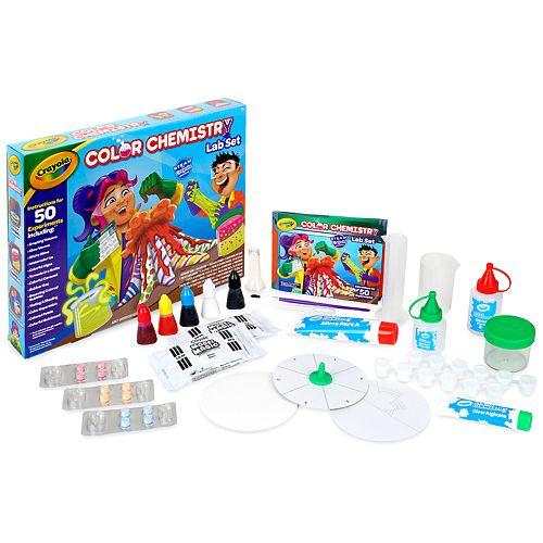 Crayola Color Chemistry Super Lab Set