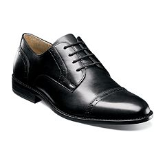Nunn Bush Sparta Men's Cap Toe Dress Oxfords