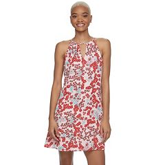 Juniors' Candie's® Floral Halter Dress