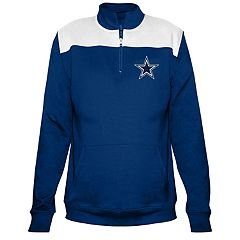 Plus Size Dallas Cowboys Fleece Pullover
