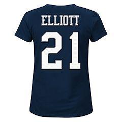 Plus Size Dallas Cowboys Ezekiel Elliott Tee