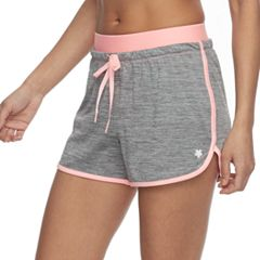 Women's Tek Gear® Exposed Elastic Shorts