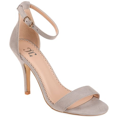 Journee Collection Polly High Heel Sandals