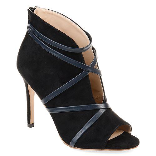 Journee Collection Samara Women's High Heel Ankle Boots