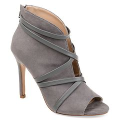 Journee Collection Samara Women's High Heel Ankle Boots