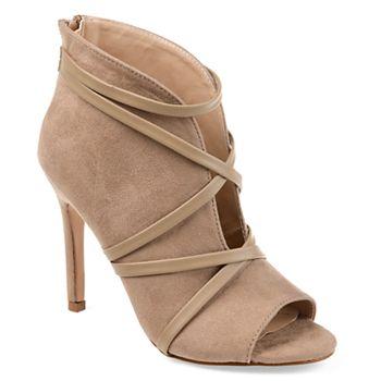 d0cd7682755 Journee Collection Samara Women s High Heel Ankle Boots