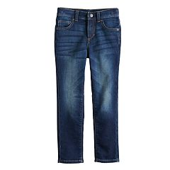 Boys 4-12 SONOMA Goods for Life™ Skinny Comfort Knit Jeans in Regular, Slim & Husky