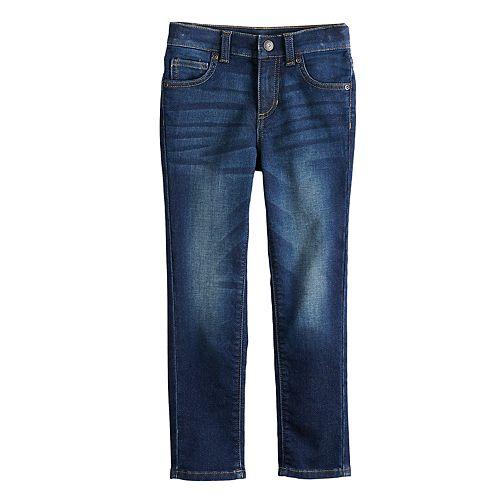 Boys 4-12 SONOMA Goods for Life™ Skinny Comfort Knit Jeans in Regular, Slim & Husky