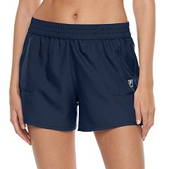 Women's FILA SPORT® Extended Woven Workout Shorts