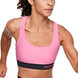Women's Under Armour Crossback Medium-Impact Sports Bra