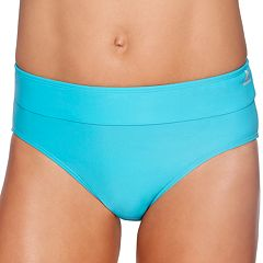 Women's Reebok Infinity Drawcord Brief Bikini Bottoms