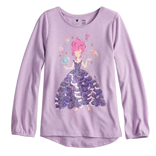 Disney's The Nutcracker and the Four Realms Toddler Girl Embellished Ballerina Graphic Top by Jumping Beans®