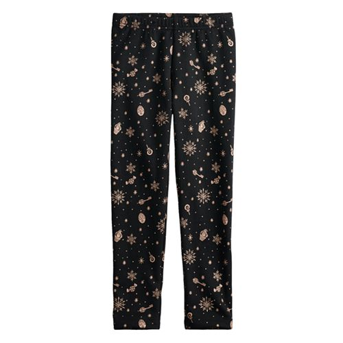 Disney's The Nutcracker and the Four Realms Toddler Girl Foil Snowflake Print Leggings by Jumping Beans®