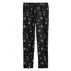 Disney's The Nutcracker and the Four Realms Girls 4-10 Foil Snowflake Print Leggings by Jumping Beans®