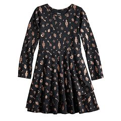 Disney's The Nutcracker and the Four Realms Toddler Girl Foiled Print Dress by Jumping Beans®