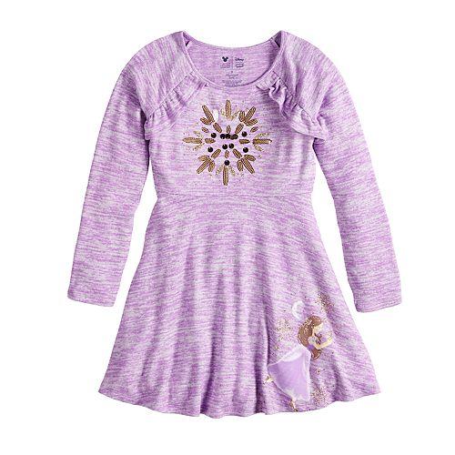 Disney's The Nutcracker and the Four Realms Toddler Girl Ballerina Skater Dress by Jumping Beans®