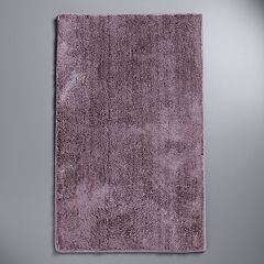 Purple Simply Vera Bath Rugs