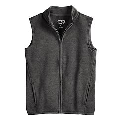 Boys 4-12 Jumping Beans® Marled Sweater Knit Vest