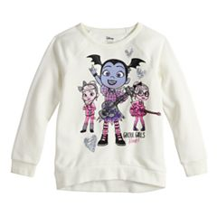 Toddler Girl Jumping Beans® Vampirina High-Low Hem Pullover