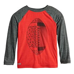 Boys 4-12 Jumping Beans® Playcool Active Raglan Graphic Top