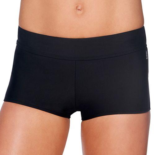 Women's Reebok Infinity Drawcord Shorty Swim Shorts