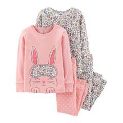 Toddler Girl Carter's Tops & Bottoms Pajama Set