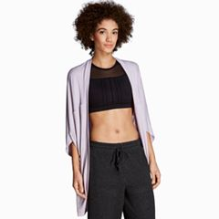 Women's Danskin Oversized Cover-Up Cardigan