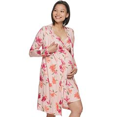 3127bd2a183d8 Maternity Pajamas, Robes & Sleepwear | Kohl's